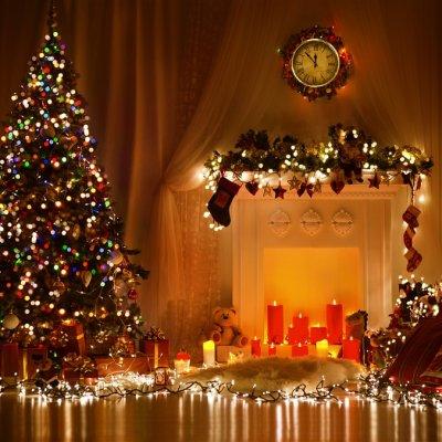 bigstock-Christmas-Room-Interior-Design-75355219